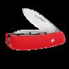 Швейцарский нож SWIZA D04 Standard, 95 мм, 11 функций, красный (блистер)