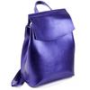 Рюкзак женский JMD Classic 8504 Синий-металлик