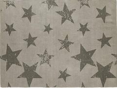 Ковер + Наволочка Lorena Canals Vintage Gris Oscuro (120 x 160)