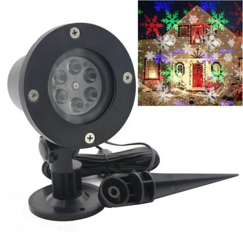 Лазерный проектор Christmas led projector light оптом