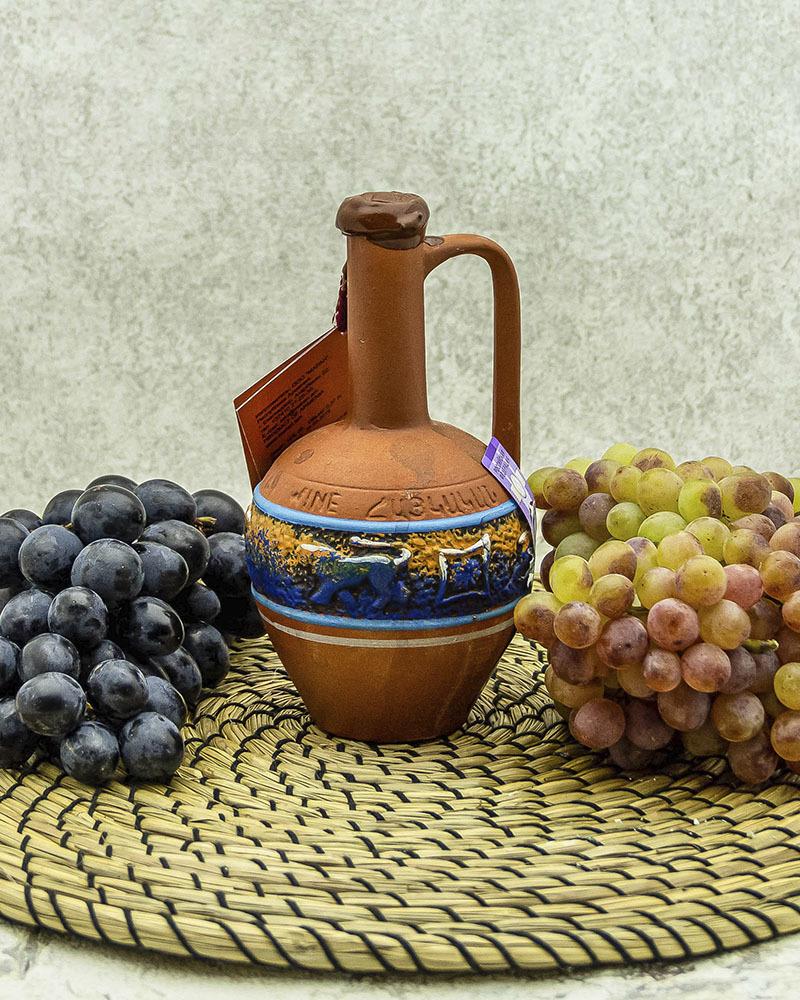 Вино Maran Winery Арени Наирян Красное Сухое в Кувшине 2017 г.у. 14% 0,37 л.