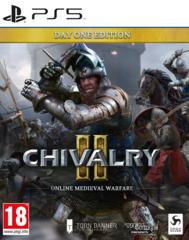 Chivalry II Издание первого дня (PS5, русские субтитры)