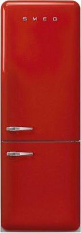 Холодильник с нижней морозильной камерой Smeg FAB38RRD5