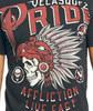 Футболка Affliction Cain Pride