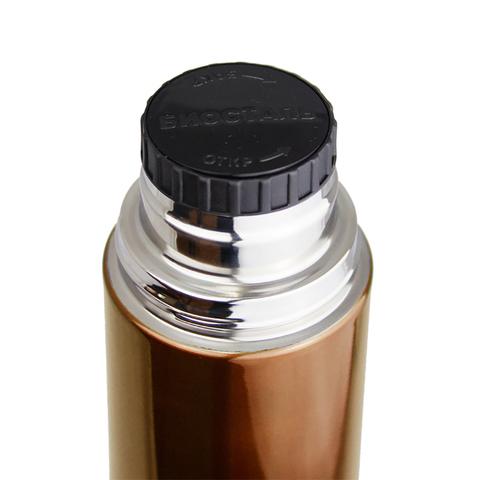 Термос Biostal (0,75 литра), античная бронза