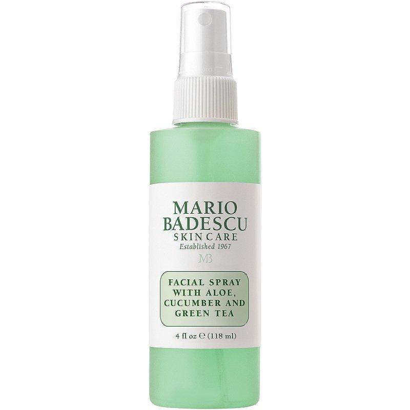 Спрей для лица Mario Badescu Facial Spray with Aloe, Cucumber & Green Tea 118мл