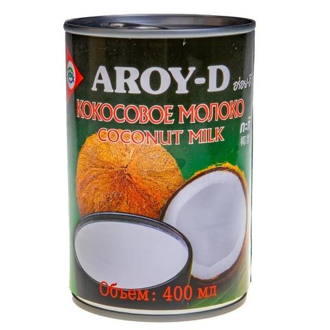 Кокосовое молоко AROY-D 400 мл.