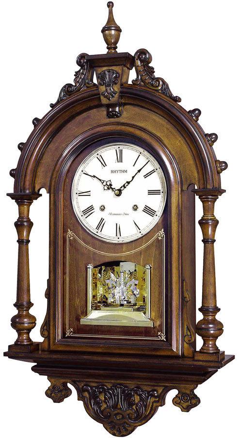 Настенные часы Rhythm CMH752NR06