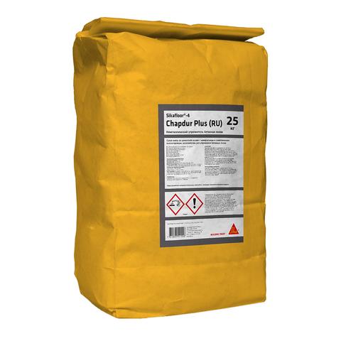 Sika Sikafloor-4 Chapdur Plus/Сика Сикафлор-4 Чапдур Плюс Сухая смесь с содержанием твердых синтетических наполнителей для упрочнения бетонных полов