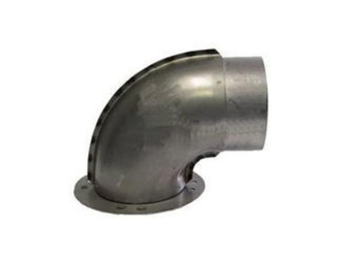 Колено выхлопной системы Ø 70/72 мм., для Eberspaher