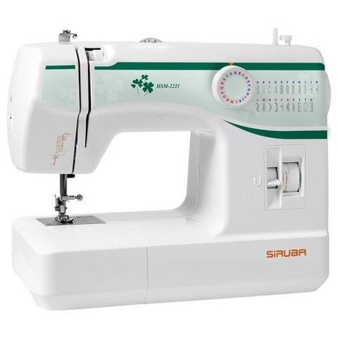 Электромеханическая швейная машина Siruba HSM-2221   Soliy.com.ua