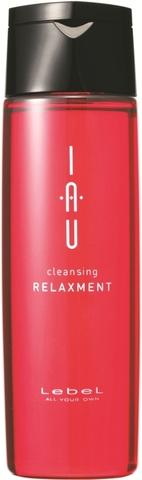 Шампунь для волос IAU cleansing RELAXMENT 200ml купить за 2200руб