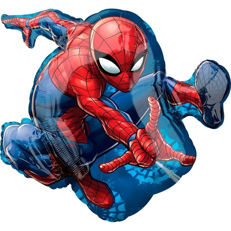 Фольгированный шар «Человек Паук», 74 см
