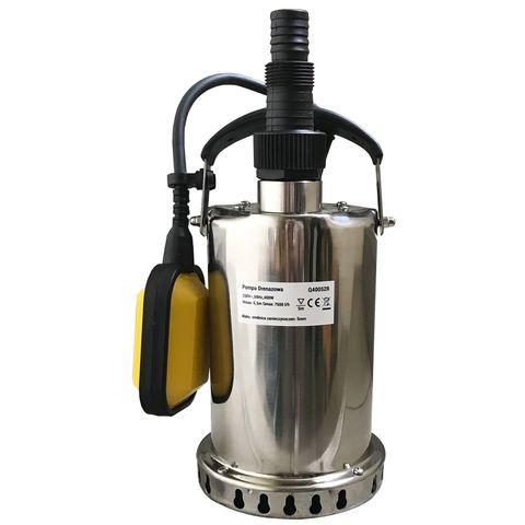 Насос дренажный Optima Q40052R 0,4 кВт для чистой воды нерж,