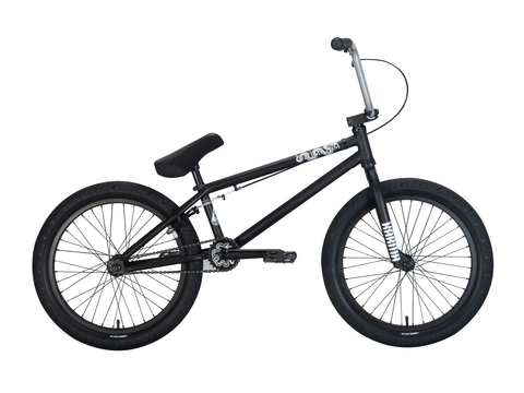 BMX Велосипед Karma Ultimatum 2020 (черный)