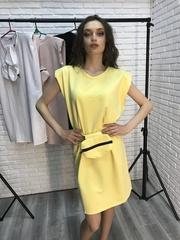 Платье-туника из трикотажа оптом
