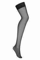 Чулки на силиконе OBSESSIVE (CHEETIA STOCKINGS)