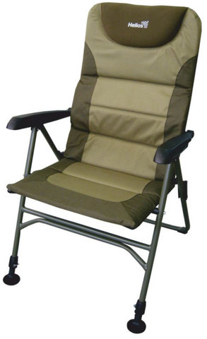 Рыболовное кресло карповое Helios (HS-BD620-10050-6)