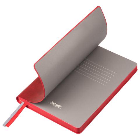 Ежедневник недатированный - Portobello Atlas, красный А5