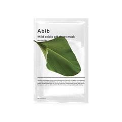 Тканевая Маска  Abib Mild Acidic Ph Sheet Mask Heartleaf Fit 10ea