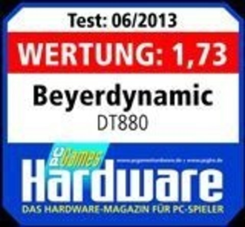 beyerdynamic DT 880 600 Ohm, накладные наушники (#491322)