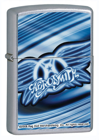 Зажигалка Zippo Aerosmith