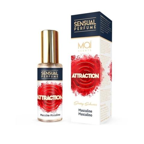 MAÏ Мужской парфюм с феромонами, 30ml