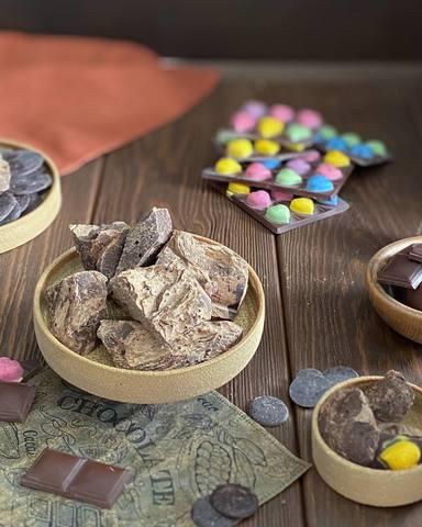 Какао тертое из Венесуэлы