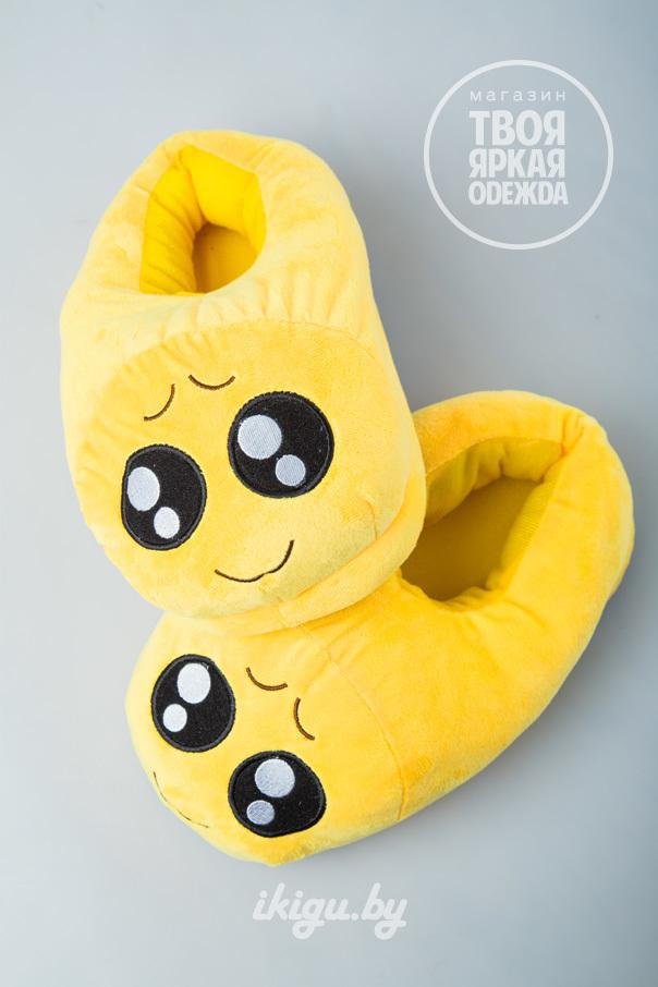 """Тапочки Тапочки Emoji """"Няшка"""" nyshka.jpg"""