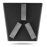 Алмазный шлифовальный франкфурт Messer тип М-16/18 для грубой шлифовки (3 сегмента)
