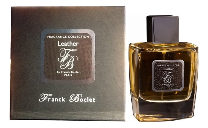 Franck Boclet Leather EDP