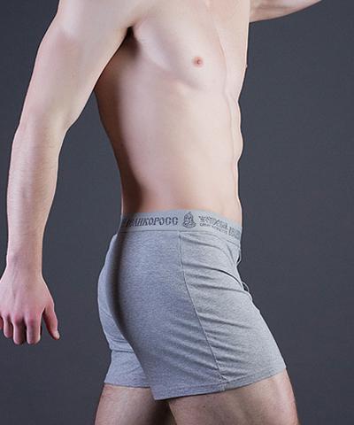 """Men's trunks VELIKOROSS """"Grey melange"""""""