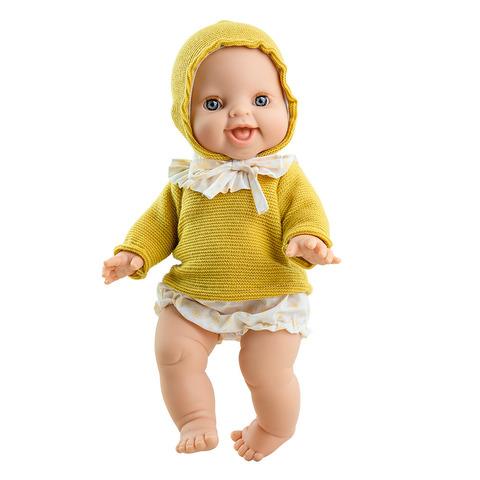 ПРЕДЗАКАЗ! Кукла пупс Горди Аник, 34 см, Паола Рейна