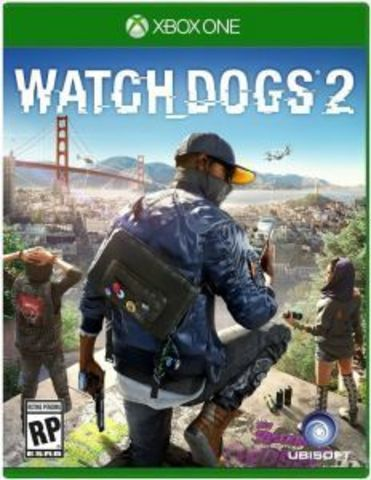 Watch Dogs 2 (Xbox One/Series X, русская версия)