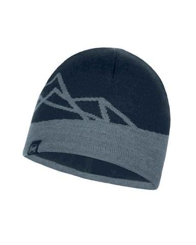 Шапка вязаная с флисом Buff Hat Knitted Polar Yost Black фото 1