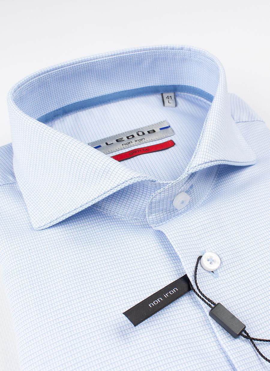Рубашка Ledub slim fit 0137774-120-120-140
