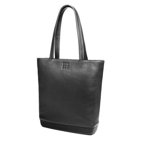 Сумка Moleskine Classic Leather Tote ET74UTOBK черный кожа