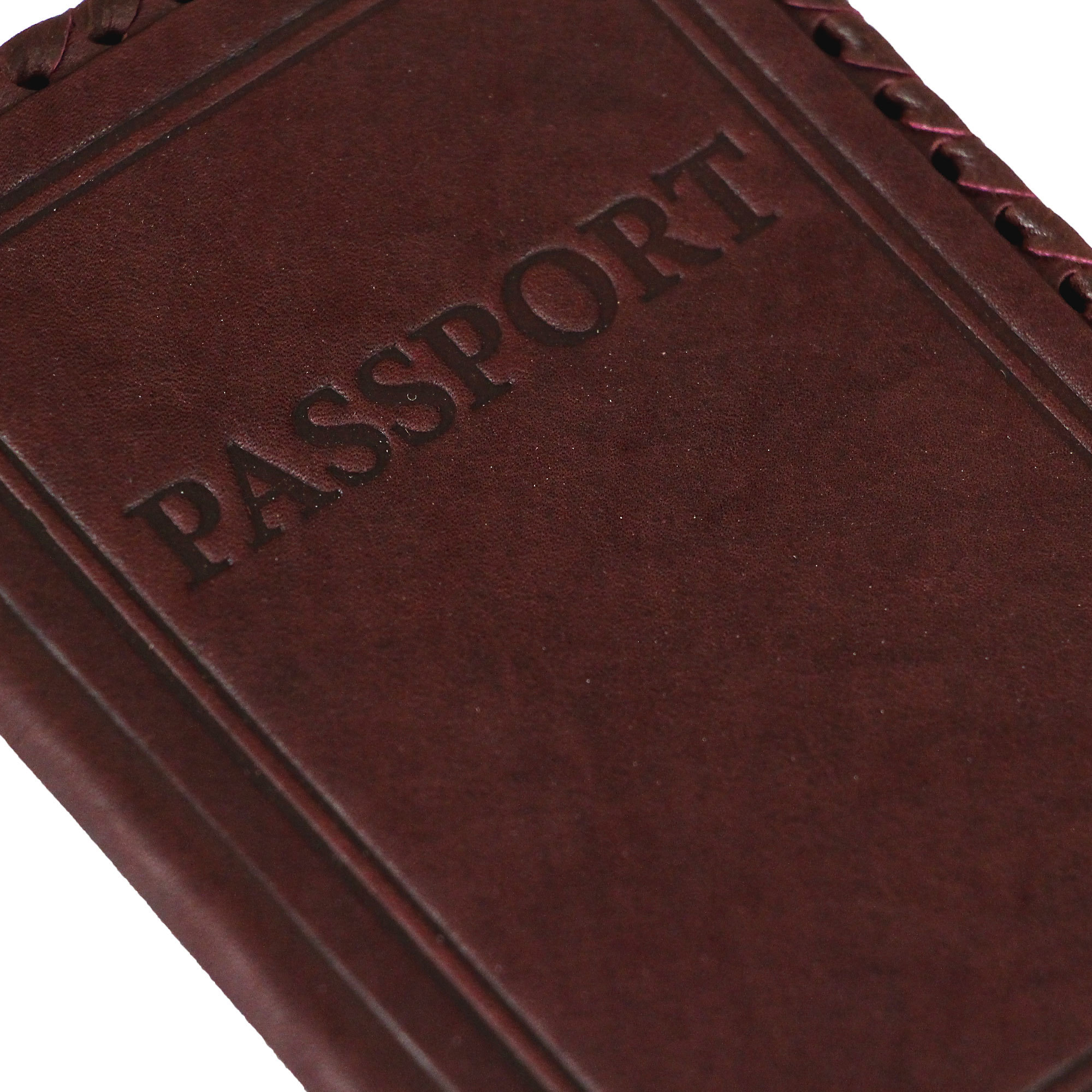 Обложка на паспорт | PASSPORT | Бордо