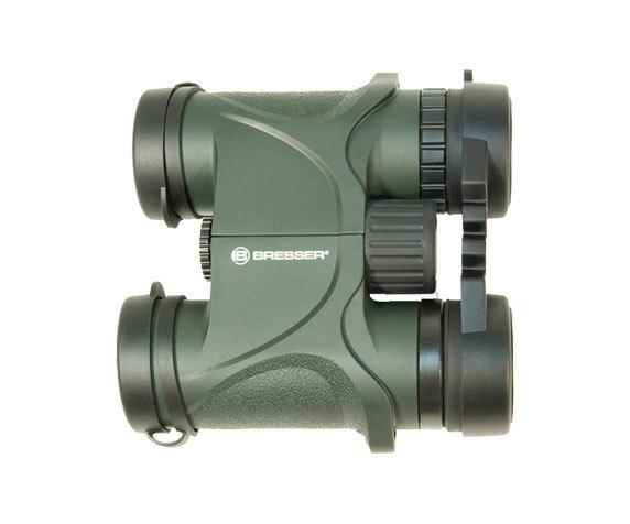 Защитные крышки окуляров и объективов Bresser Condor 10x 32
