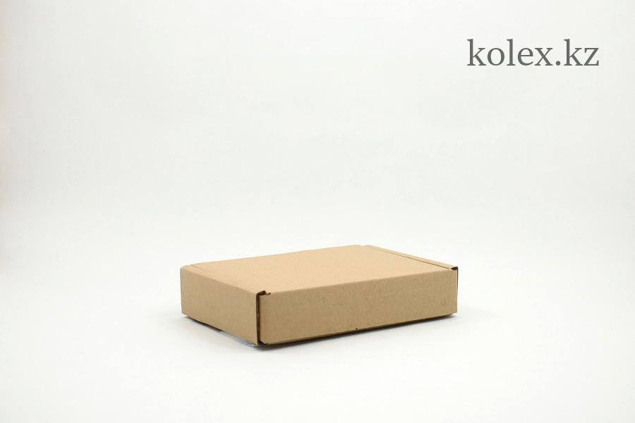 Коробка 240*180*50(мм) бурая