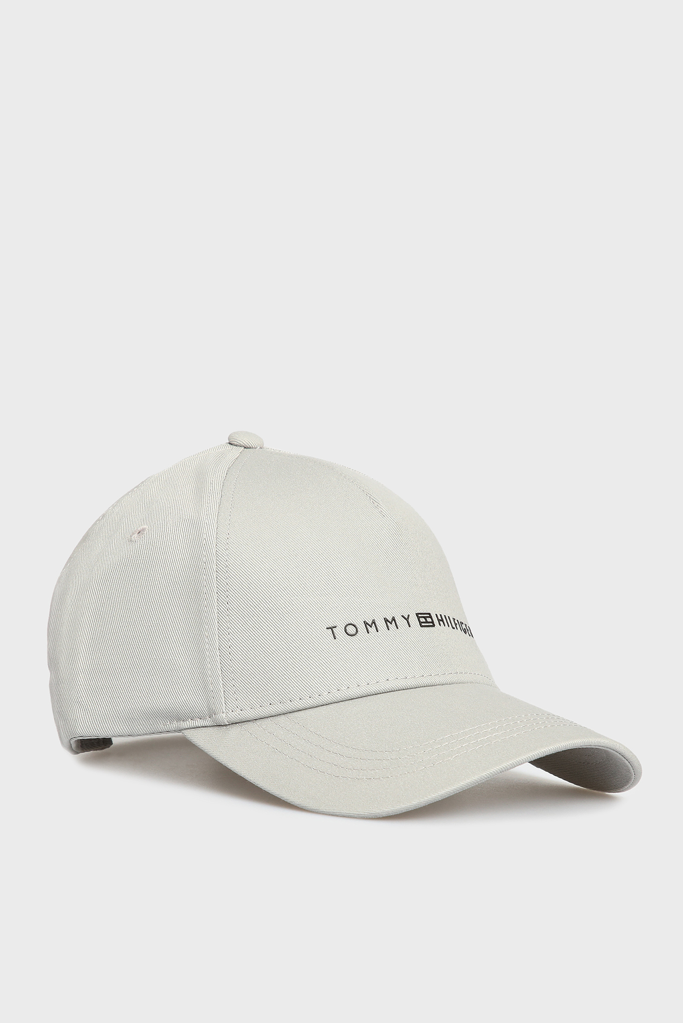 Мужская серая кепка UPTOWN Tommy Hilfiger