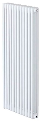 Zehnder Charleston 3180 - 8 секций радиатор с боковым подключением №1270, 3/4