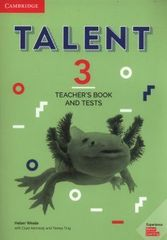 Talent 3 Teacher's Book And Tests