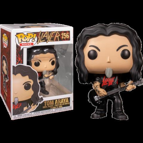 Фигурка Funko Pop! Rocks: Slayer - Tom Araya
