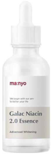 Manyo Galac Niacin 2.0 Essence эссенция против пигментации и постакне 50мл