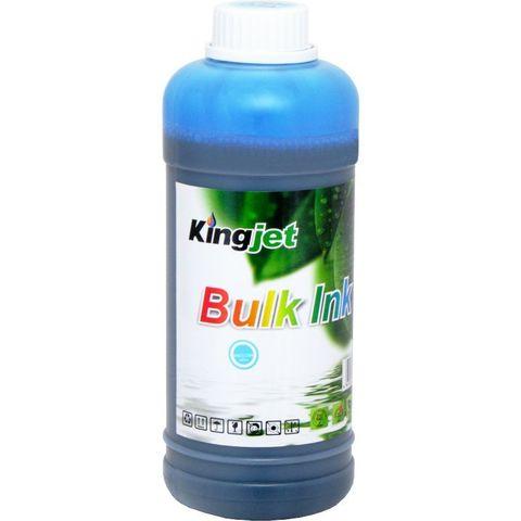 Чернила Водорастворимые KingJet@ Premium Ink L800 (CJDL012.500LC) 500мл., светло-голубой (Light Cyan), на водной основе. - купить в компании MAKtorg