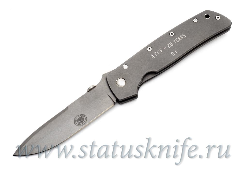 Нож Bob Terzuola ATCF anniversary 1 of 20