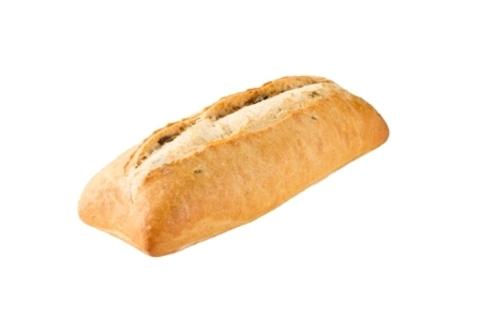 Хлеб Чиабатта с оливками 280 г.(вл.25)