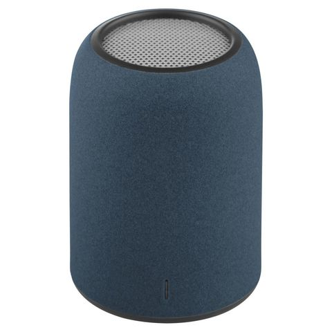 Grinder Bluetooth Speaker, grey-blue