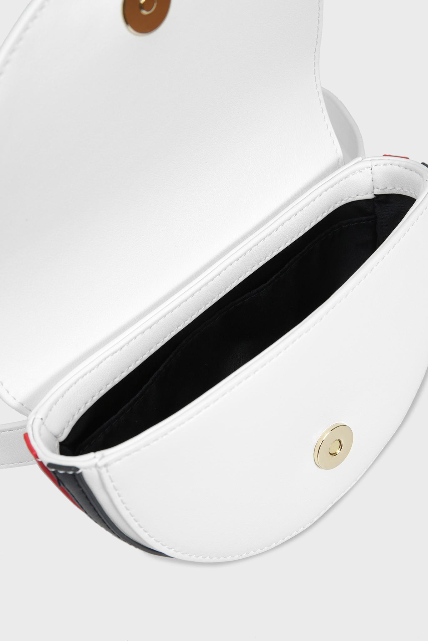 Женская белая поясная сумка Tommy Hilfiger